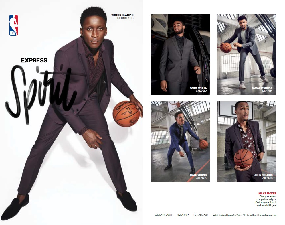 Express Black Friday 2019 Ad Scans