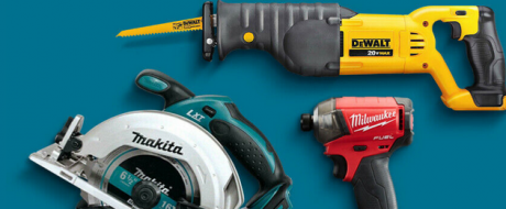 picture of Extra 20% off Refurbished Power Tools