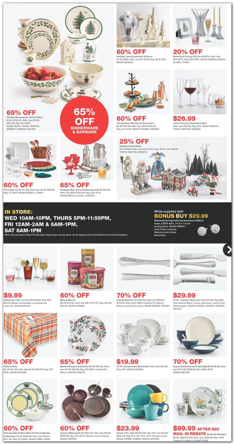 Macys Black Friday 2019 Ad