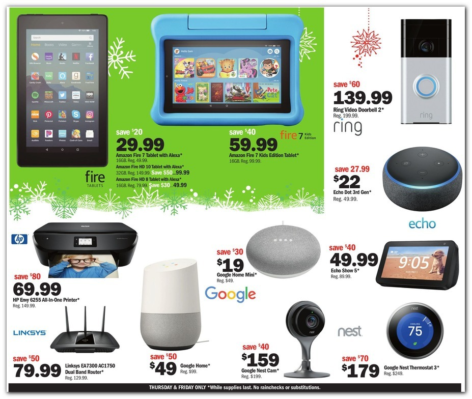 Meijer Black Friday 2019 Ad