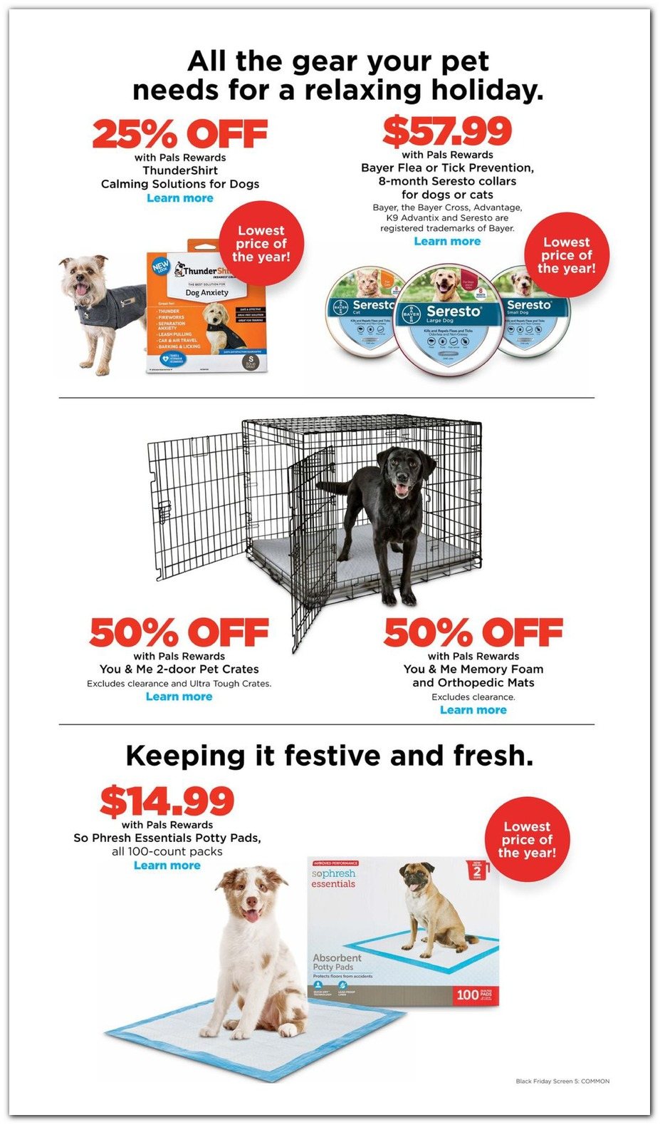 Petco Black Friday 2019 Ad