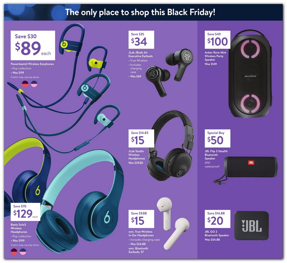 Walmart Black Friday 2019 Ad