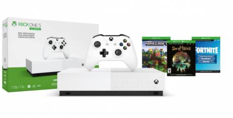 picture of Xbox One S 1TB All Digital Edition Sale
