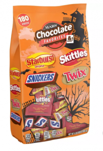 picture of Target 30% off Bagged Halloween Candy