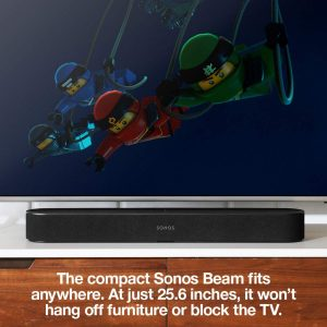 picture of Sonos Beam - Smart TV Sound Bar with Alexa Sale