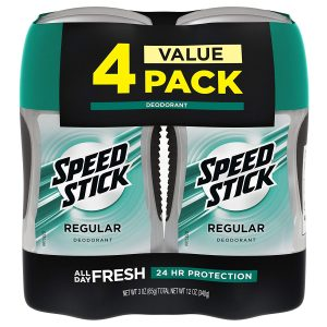 picture of Speed Stick Men Deodorant 4-Pack 3oz Sale