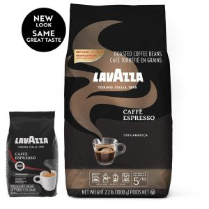 picture of Lavazza Caffe Expresso Whole Bean Coffee Blend, 2.2lbs Sale