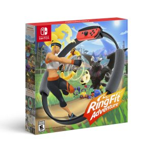 picture of Nintendo Switch Ring Fit Adventure Sale