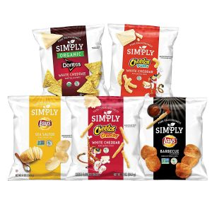 picture of Simply Brand Organic Chips Variety Pack 36-ct Sale