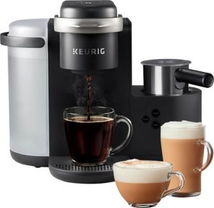 picture of Keurig K-Cafe Single Serve Coffee, Latte, & Cappuccino Maker Sale