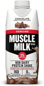 picture of Muscle Milk Non Dairy Protein Shake, Vanilla, 11oz, 12pk Sale