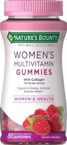 picture of Nature's Bounty Women's Multivitamin 80 Gummies Sale