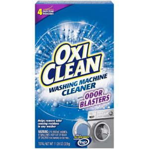 picture of OxiClean Washing Machine Cleaner 4-ct Sale