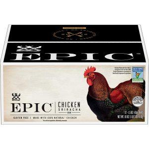 picture of EPIC Chicken Sriracha Protein Bars Sale