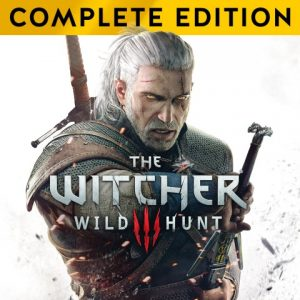 picture of The Witcher 3: Wild Hunt Complete Edition PS4 Digital Game Sale