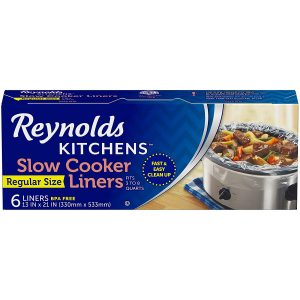 picture of Reynolds Premium Slow Cooker Liner 6ct. Sale