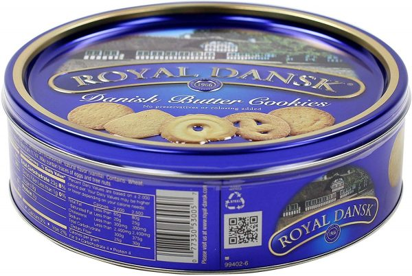 Royal Dansk, Danish Butter Cookies, 12 oz, Sale $2.78 - BuyVia