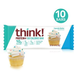 picture of think! Protein+ 150 Calorie Bars 10pk