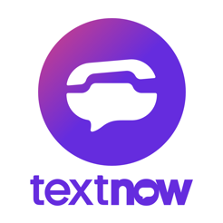 picture of TextNow: Free BYOP Ad-Supported Unlimited Talk & Text Plan w/ SIM Kit Purchase