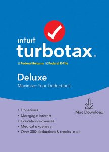 picture of TurboTax 2020 Tax Preparation Software Sale - Free $10 Amazon GC