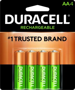 picture of Duracell Ion Speed 1000 Battery Charger w/ 4 AA Batteries Sale