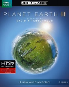 picture of Planet Earth II - Standard Edition Gift Set Blu-ray 4K Sale