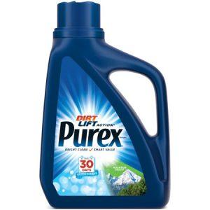 picture of Purex Liquid Laundry Detergent 50oz Sale