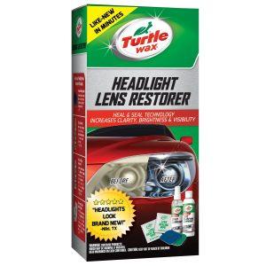 picture of Turtle Wax Headlight Lens Restorer Kit Sale