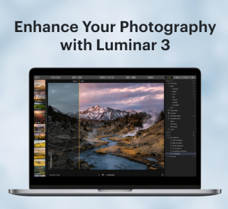 picture of Free Luminar 3 Photo Editor Software