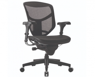 picture of WorkPro Quantum 9000 Mesh Multifunction Ergonomic Mid-Back Chair Sale