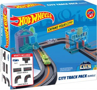 picture of Hot Wheels City Track Pack Bundle Sale