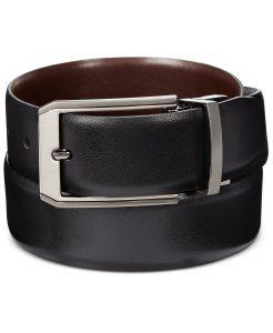 picture of Perry Ellis Men's Leather Reversible Belt Sale