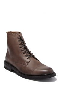 picture of Frye Seth Leather Lace-Up Boot Sale