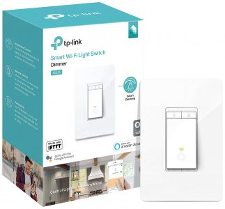 picture of TP-Link HS220 Smart Dimmer Wi-Fi Light Switch Sale