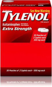 picture of Tylenol Cold or Sinus Medicine for Free