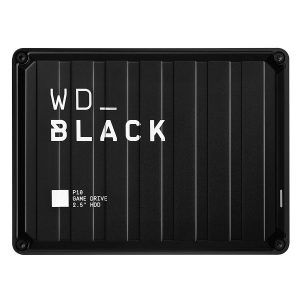 picture of WD Black 5TB P10 Game Drive Portable External Hard Drive Sale