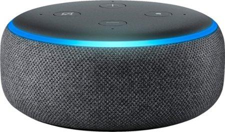 picture of Amazon Echo Dot 3rd Gen plus Echo Auto Smart Speaker
