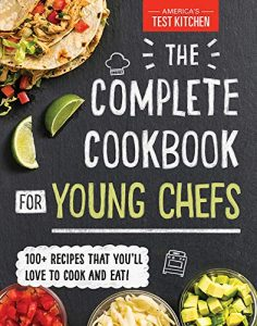 picture of America's Test Kitchen: Complete Cookbook for Young Chefs (Kindle eBook)