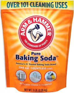 picture of Arm & Hammer Baking Soda, 5 Lbs, Sale