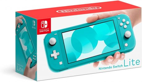 picture of Nintendo Switch Lite