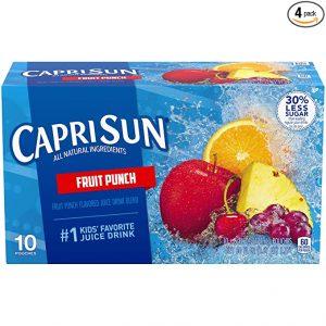 picture of Capri Sun Fruit Punch, 40ct, Sale