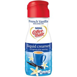 picture of Coffeemate Liquid, French Vanilla, 16 Fl Oz (Pack of 6) Sale