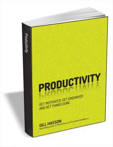 picture of Free eBook: Productivity: Get Motivated, Get Organised and Get Things Done