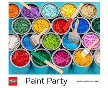 picture of LEGO Paint Party Puzzle 1000 Pieces Sale