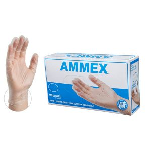 picture of Medical Clear Vinyl Gloves Sale