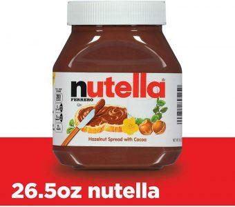 picture of Nutella Chocolate Hazelnut Spread Sale