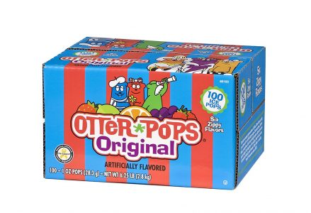picture of Otter Pops Ice Pops 100ct Sale