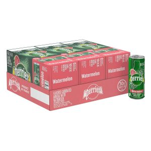picture of Perrier Watermelon Mineral Water 30-pk Sale