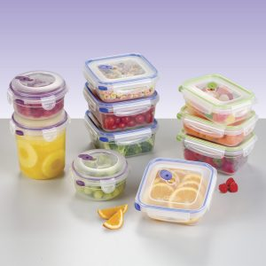 picture of Sterilite UltraSeal 20-pc Container Set Clear