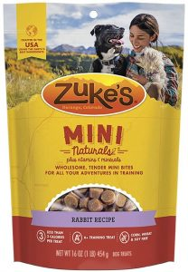 picture of Zuke's Natural Training Dog Treats Sale